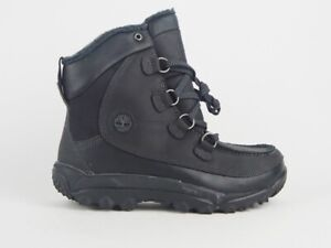 Mens Timberland Rime Ridge Premium 40161 Leather Walking Waterproof Boots