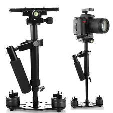 S40 40cm Handheld Stabilizer Steadicam for Camcorder Camera Video DV DSLR w/ Bag