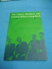 The Clancy Brothers And Tommy Makem Song Book 1964