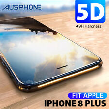 5D Full Cover Crystal Tempered Glass Screen Protector For Apple IPhone 8 Plus