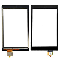Amazon Kindle Fire HD 8 HD8 6TH- PR53DC Touch Glass Screen Digitizer - BLACK