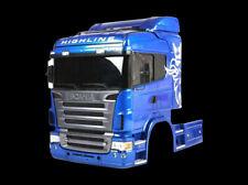 Tamiya Truck Scania R620 Blue Edition Fahrerhaus