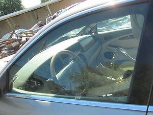 2003 2004 2005 2006 2007 2008 JAGUAR S-TYPE LEFT FRONT DOOR GLASS