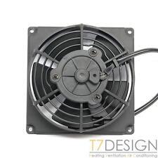 """VA69A-A101-87A - 236 CFM-Spal Eléctrico Ventilador Del Radiador - 4.5"""" (115mm) Tire"""