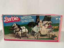 Barbie Dream Carriage With Two Horses