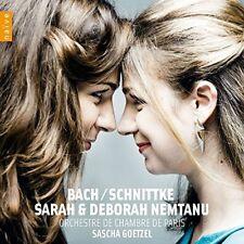 CD de musique concerto Sebastian Bach