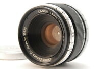 【Near MINT-】 Canon 35mm F/2.8 L39 Leica Screw Mount Lens from JAPAN