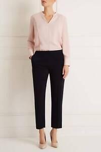 Petite Fenn Wright Manson Tailored Navy Skye Trouser SZ's 14 & 16
