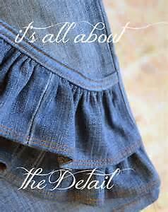 The Copper Penny Designer Jeans
