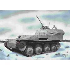 Char Allemand anti-aérien FLAKPANZER 38t  - KIT ATTACK HOBBY KITS 1/72 n° 72828