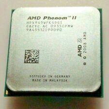 AMD Phenom II X4 945 (4x 3.00GHz) HDX945FBK4DGI CPU Sockel AM2+ AM3