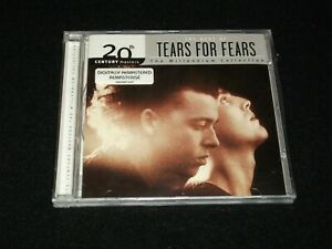 TEARS FOR FEARS<>THE BEST OF...<>Canada  Cd ~°2000°MERCURY 314 542 492-2