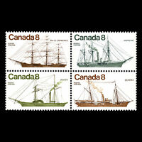 Canada 1975 - Canadian Ships - Sc 673a MNH
