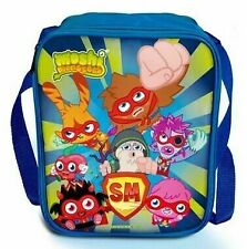 Moshi Monsters Sac-Repas Isotherme Officiel Super School Soft Box Brand New Tags