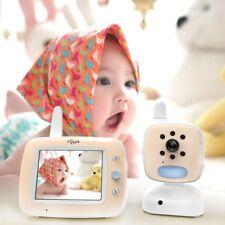 "ISEE Video Baby Monitor Cameras 3.5"" Large LCD Screen Long Range Camera"
