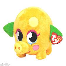 Ty Beanie Babies - Moshi Monsters Moshlings Soft Toy Plush Teddy Squidge 46191
