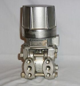 Weed Pressure Transmitter Appears New