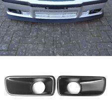 BMW E36 M Technik Nebelscheinwerfer Blenden Foglight Cover Lufteinlass Airintake