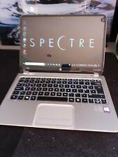 HP Spectre XT Pro Ultrabook, i7, 4GB Ram, 256GB SSD, Win10 Pro, Office 2016 Plus