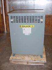 NEW Square D 75 KVA Harmonic Mitigating Transformer EX75T208HFCUN 480-.208ZZ/120