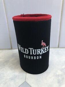 Wild Turkey Bourbon Stubby Holder Can Bottle Cooler #2