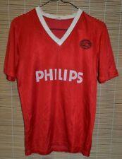 PSV EINDHOVEN NETHERLAND 1980`S RETRO REPLICA JERSEY SHIRT RARE SIZE M