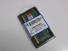 8GB Kingston KVR24S17S8/8 DDR4 SO-DIMM 2400MHz PC4-2400 CL17 260-pin Rechnung