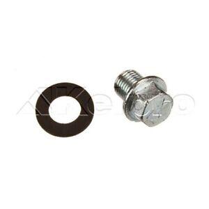 Kelpro Sump Plug Std 1.25-12mm KSP1040 fits Nissan Pathfinder 2.4 4x4 (D21), ...