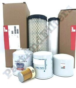 Service Filter  Kit for Kubota L-Series HST L2800 L3200 L3400 L3800 TOP QUALITY