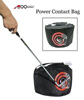 A99Golf Swing Training Aids Golf Contact Power smash Bag Black