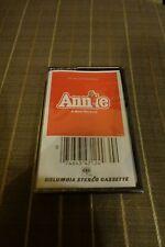 Annie A New Musical Cassette NEW