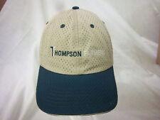 trucker hat baseball cap THOMPSON FARMERS ND retro cool mesh rare 1980