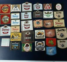 Stoney's Beer Bottle Labels 30 Different From Smithton Pa