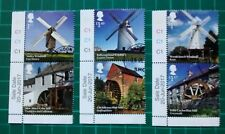 2017  Windmills and Watermills set of 6 USED