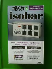 (NEW) TRIPP LITE isobar ISOBAR6ULTRA 6-Outlet Premium Surge Suppressor