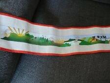 Hand Painted Dede  Belt Needlepoint Canvas  24 ct.