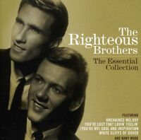Righteous Brothers The Essential Collection CD NEW