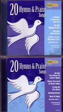 Hymns Praise Songs 2CD Performed by ST JOHN CHOIR AMAZING GRACE ROCK OF AGES