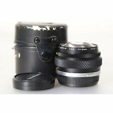 Olympus Zuiko 18mm F/3.5 Wide Angle Lens OM Mount - 3,5/18 Weitwinkelobjektiv