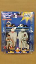 STARTING LINEUP (SLU) MLB 1998 SERIES MARK MCGWIRE SAMMY SOSA (ACTUAL PHOTOS)