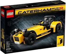 LEGO IDEAS #14 21307 CATERHAM SEVEN 7 620 R NEW SEALED