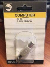RCA B - B Male USB Adapter BC-073