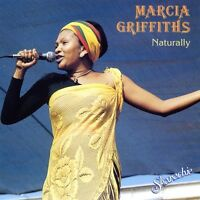 Marcia Griffiths - Naturally [New CD]