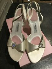 NEW Ivory wedding shoes, Filippa Scott, size 7