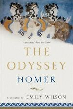 Odyssey, Paperback by Homer; Wilson, Emily (TRN), Like New Used, Free shippin...