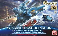 Bandai Hobby HG G-Reco G Option Space Pack for Gundam G-Self Model Kit (1/144 Sc