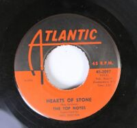 Northern Soul Phil Spector 45 The Top Notes - Hearts Of Stone / The Basic Things