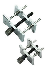 2pc Large and Small Movement Vise Holder Watch Repair Holding Tools Adjustable