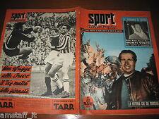 LO SPORT ILLUSTRATO 1954/18=FOTO MONZA FANFULLA=ASCARI TRIONFO MILLE MIGLIA=