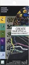 Ek Success Create Your Style with SWAROVSKI HOTFIX CRYSTALS 150 pc/Pkg - OCEAN